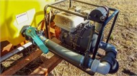 500 Gallon Nurse Tank w/ tandem axle