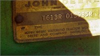John Deere 4320 w/ 158 Loader 540 PTO,