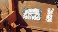 Rhino 16' 540 PTO Driven Bat Wing Mower