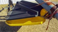 """25' x 5"""" Auger w/ electrical driven motor"""