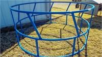 Priefert Round 3 Section Bale Feeder