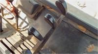 John Deere 4840 2WD,  power shift