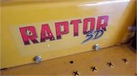 Hustler 54'' Raptor SD mower,