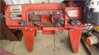 Amrox bandsaw WB-600 VIN: 99421 RUNS