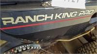 Ranch King Pro lawn mower, 16.5 hp, 42'' deck