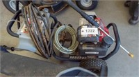 Simpson 31 PSI Power washer, Honda GC 190 motor