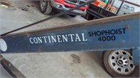 Continental 4000 3 ton cherry picker