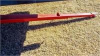 Case 30' Model 1010 Header & EZ Trail 672 Trailer