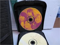 Lot of 12 CDs and Holders