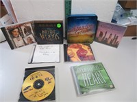 10 CDs of Movie Soundtracks (sets and more)