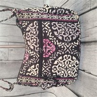 Vera Bradley Hipster & Wallet In Canterberry
