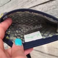 Vera Bradley Purse & Mini Makeup Bag In Camberidge