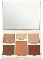 Cover Fx  Perfector Face Palette In Medium/deep