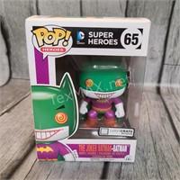 Funko Pop The Joker Batman-batman 65 - Lootcrate