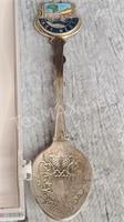 (2) Demitasse Spoons