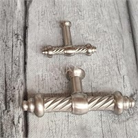 (5) Drawer Pulls-(3) Large (2) Small