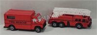 Maisto Fire Rescue Cars