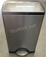 Simplehuman Stainless Steel Trash Can