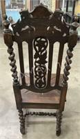 Vintage Wood Chair