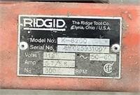 Ridgid 95737 K-6200 Drum Machine With Pigtail