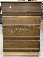 Vintage (4) Drawer Dresser