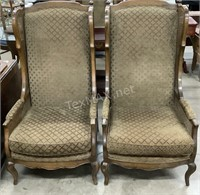 (2) Antique Chairs