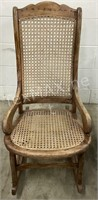 Antique Antique/wood Rocking Chair