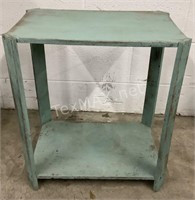 Small Wood Table/plant Stand