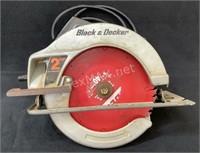 Black & Decker 7-1/4 In Circular Saw