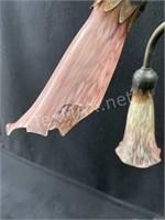 Pond Lily Lamp