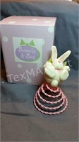 Bonnets & Bows Spring Time Bunny