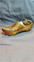 Belgium Wood Sewing Shoe