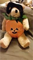 Peter Pumpkin Bear Outfit With Bear