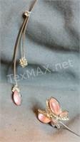 Butterfly Chocker Necklace