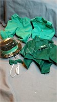 St Patrick's Day Bear Outfit