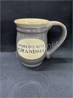 World Best Grandma Mug And More