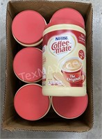 (6) 56oz Cans Of Nestle Coffee Mate Creamer