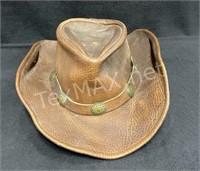 Henschel U Shape It Full Grain Leather Western