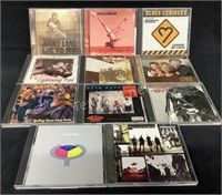 Lot Of (11) Assorted Cd's
