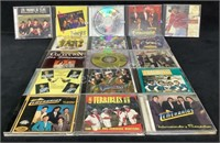 Lot Of (17) Assorted Cd's