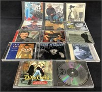 Lot Of (14) Classic Country Cd's