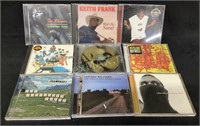 Mixed Lot Of (9) Cd's