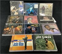 Lot Of Various Cd's