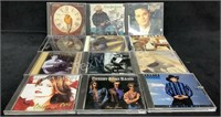 (12) Assorted Country Cd's