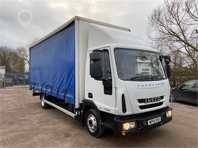 2014 IVECO EUROCARGO 75E16 at TruckLocator.ie