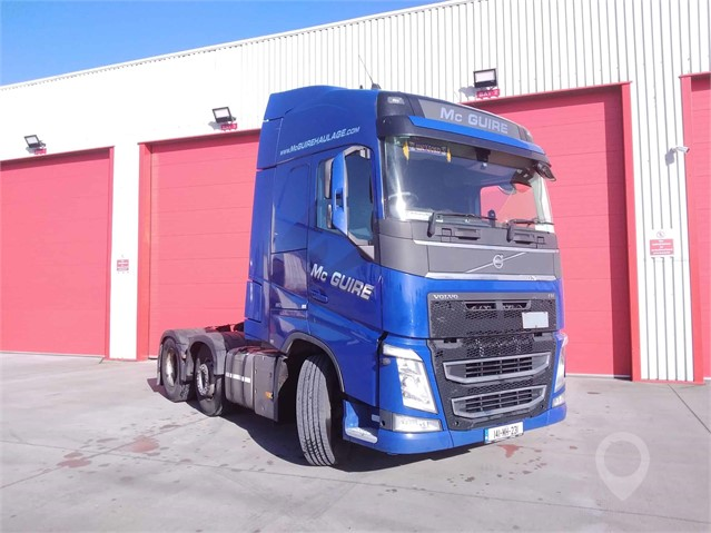 2014 VOLVO FH13 at TruckLocator.ie