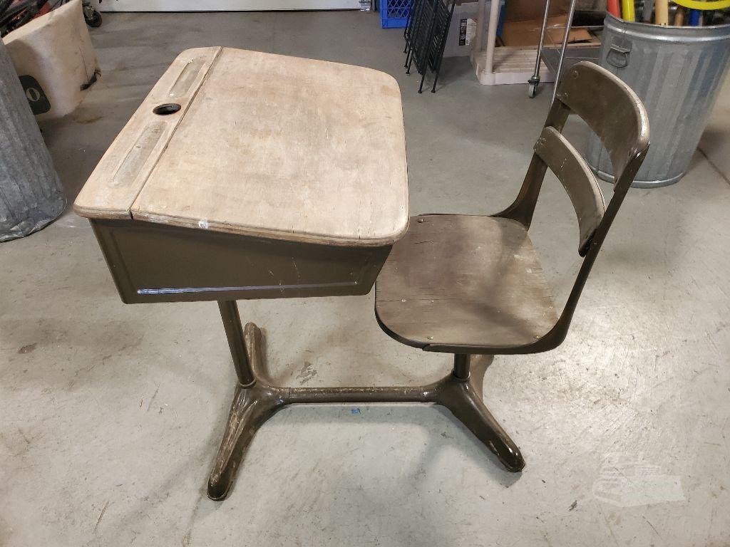 Vintage School Desk Other Items For Sale In Utah   12 Listings ...