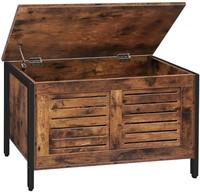 HOOBRO Storage Bench, Lift Top Toy Box Organizer
