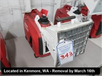 KENMORE CONSTRUCTION EQUIP, LUMBER & FIRE DEPT SURPLUS