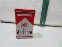 Vintage Tin Marlboro Cigarette Pack Holder